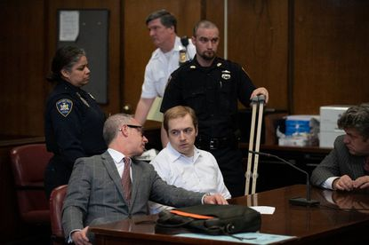 Baltimore man who killed black man with sword in New York sentenced to life without parole
