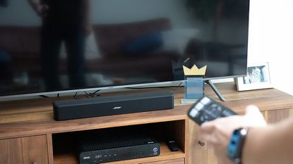 Samsung TVs are compatible with a number of devices, but if you have a Samsung smartphone or soundbar, you' ll find more convenience and easier use.
