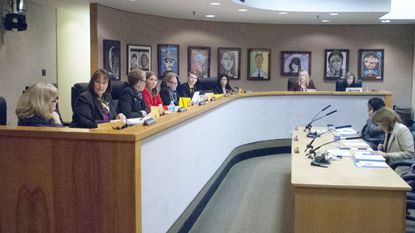 The Howard County Board of Education on Tuesday approved a $776.3 million operating budget request.