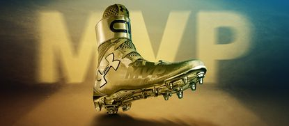 Cam Newton's cleats