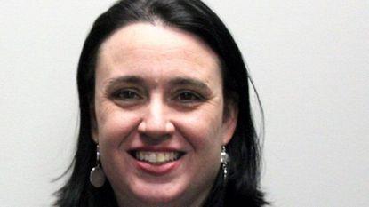 Mandy Gilbart of Carroll Lutheran School.