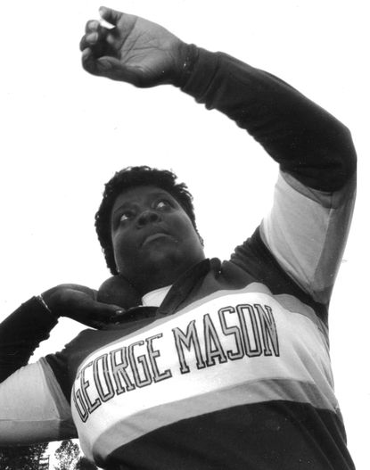 Shirl Dorsey Greene, a 1986 Westminster High School graduate, was a standout track and field star for the Owls and then George Mason University. Greene died Sept. 13, 2020.