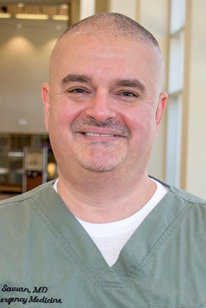 Abdel Sawan, Carroll Hospital's May Physician of the Month - Original Credit: Courtesy Photo
