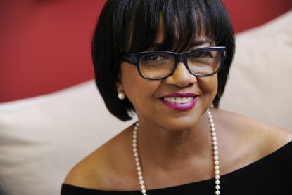 Motion picture academy reelects Cheryl Boone Isaacs president