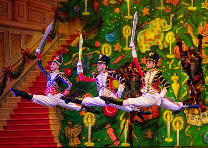 The Moscow Ballet's Great Russian Nutcracker will be at the Hippodrome Dec. 13-14.