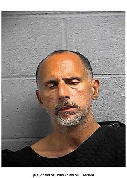 """John Kameron Cameronwas being held without bond at the Carroll County Detention Center after police say he entered a vacant home in Eldersburg and stayed there for four weeks without permission.<a href=""""http://bit.ly/1CsqPmT"""">Full story</a>"""