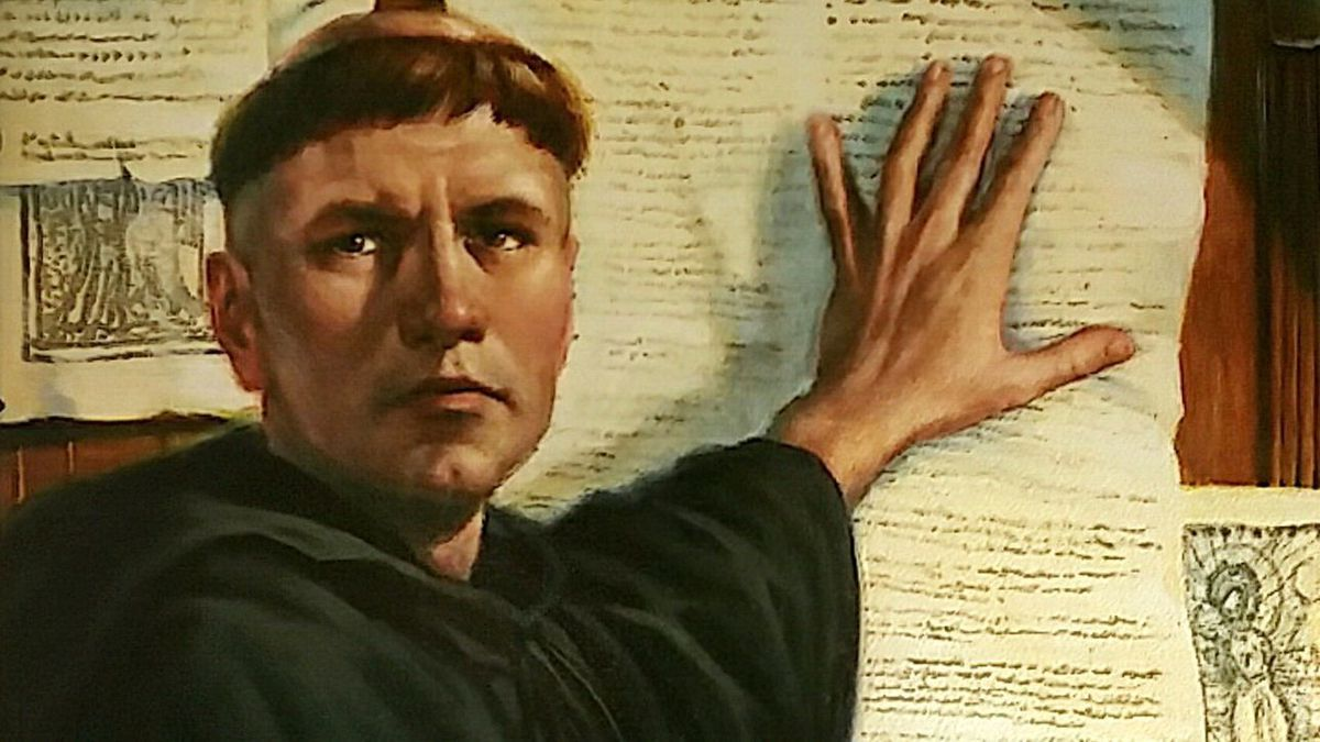 Dayhoff Martin Luther Started The Protestant Reformation 500 Years Ago On Oct 31 Carroll County Times