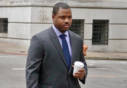 Prosecutors see Officer Porter as both a liar and a potential witness