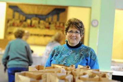 St. Mary's Outreach Center director lends a helping hand to seniors