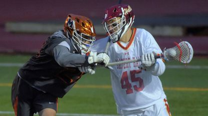 No. 1 Calvert Hall rolls over McDonogh, 15-11, in MIAA A lacrosse