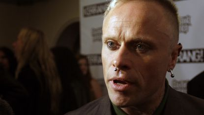 Keith Flint, singer of electronic band The Prodigy, dies at 49