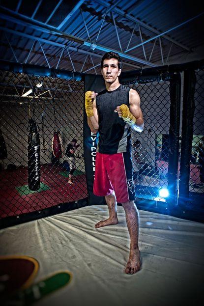 Best MMA Fighter