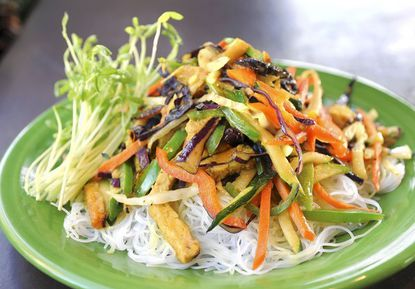 Lunch review: One World Cafe is refreshingly reliable