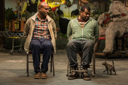 Guns, Drugs, and Cat-Nip: Key and Peele's 'Keanu' counters the dour summer movie slate