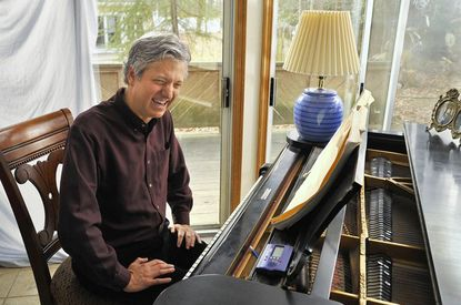 Columbia native Brian Ganz will perform a solo recital for Sundays at Three this Sunday at Christ Episcopal Church.