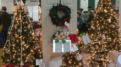 Annual Festival of Trees kick starts the holiday season in Bel Air