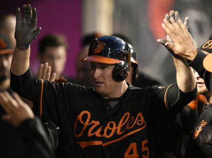 Mark Trumbo's hot start with Orioles makes it easy to wonder why Angels, others dealt him