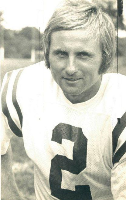 Toni Linhart, Baltimore Colts Baltimore Sun photo, published June 28, 1980