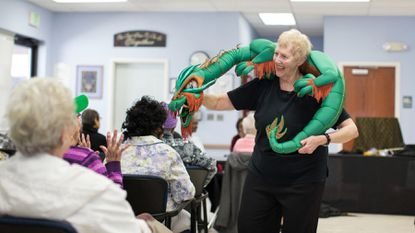 Senior centers and services in Howard County