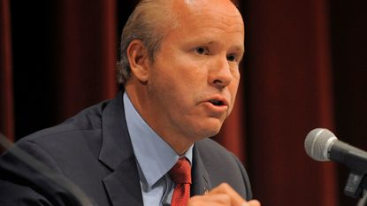Democrat John Delaney is a Potomac businessman who won a seat in Congress five years ago.