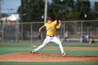 Connor Reeves was selected to the Salisbury University All-Decade Baseball Team.