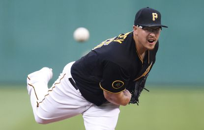 Orioles claim right-hander Vance Worley off waivers from Pirates