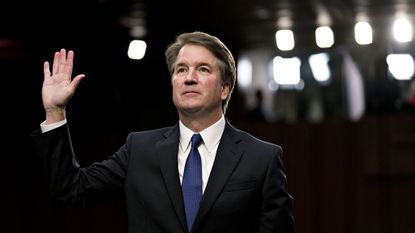 """Supreme Court nominee Brett Kavanaugh has been accused of sexually assaulting a woman while in high school in Maryland. Sen. Ben Cardin, a Maryland Democrat, said the allegations need to be """"fully vetted"""" before the Senate votes on his appointment."""