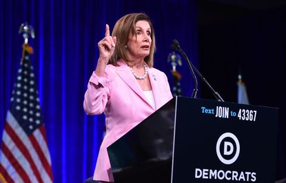 An altered video claiming to show House Speaker Nancy Pelosi slurring her words during a Center for American Progress event in which she said President Donald Trump is obstructing justice circulated widely across social media platforms. Associated Press journalists who analyzed the false video, and compared it to C-SPAN footage, said its speed had been slowed down by several seconds.