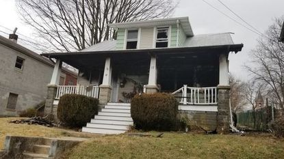 Fire marshal: No injuries after Westminster porch fire