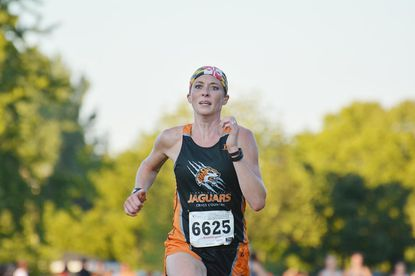 Baltimore resident Stephanie Clarkson, 35, returned to school after a 16-year hiatus to run cross country for Governors State of the NAIA. And Clarkson reached the NAIA nationals, to be held Nov. 19, 2016.