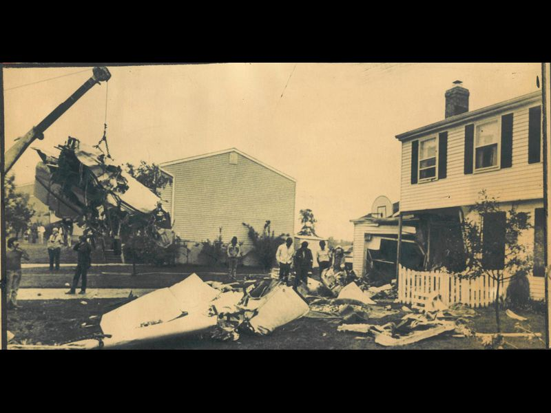 This week in Columbia's history: Airplane crashes into Owen