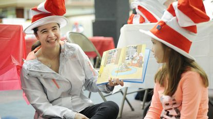 Green eggs and ham on the menu for Saturday's Read Across America breakfast at TownMall of Westminster