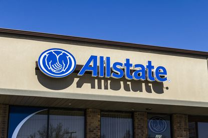 Reducing driving during the COVID-19 pandemic made 2020 a prosperous year for the auto insurance industry. Allstate is one of many auto insurers giving rebates to policy holders during the coronavirus outbreak. (Dreamstime/TNS)