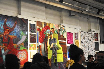 The Alloverstreet art walk turns 2 and galleries focus on inclusivity and safe spaces