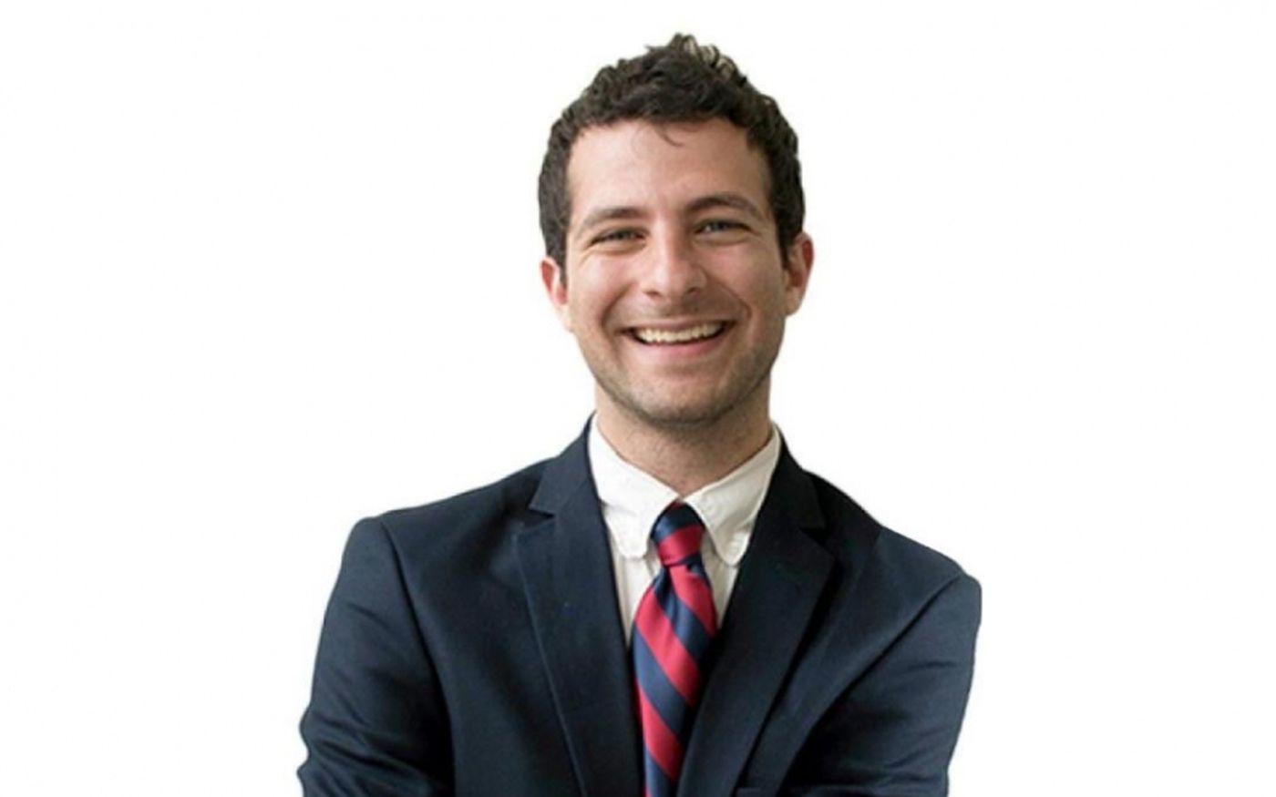 Tommy Raskin, 25, son of Maryland Rep. Jamie Raskin, is ...