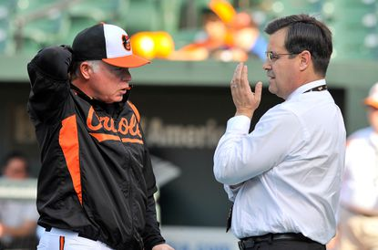 The longer Orioles executive Dan Duquette remains silent about a move to Toronto, the more likely it becomes.