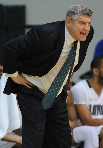 Jimmy Patsos will interview for the head coaching position in Siena, according to two sources with knowledge of the situation.