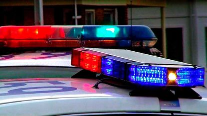 Police arrested two male suspects Wednesday following a car chase from Parkville to Northwest Baltimore.
