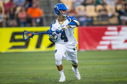 Ryan Brown, a Sykesville native, plays for the Charlotte Hounds of the Major Lacrosse League. Brown went to Calvert Hall before becoming an all-America pick at Johns Hopkins.