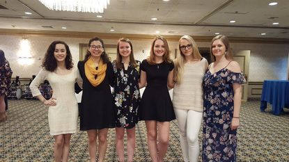 Dulaney high students honored for their art [Cockeysville]