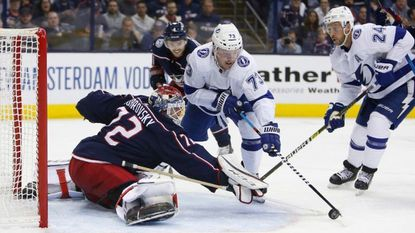 High-powered Lightning face 3-0 deficit after 3-1 loss in Columbus