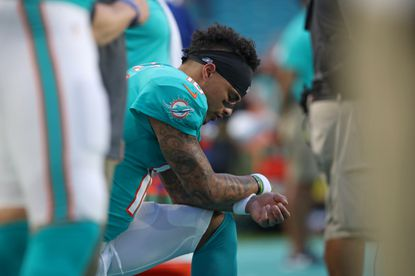 Dolphins' Kenny Stills says his criticism of owner over President Trump isn't political