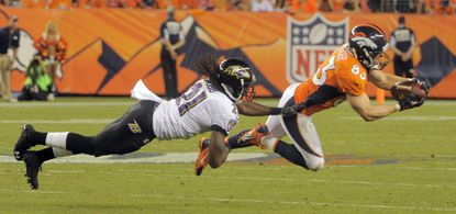 NBC not to blame for Ravens failure to challenge Welker catch