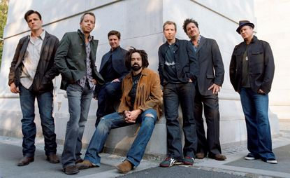 The Counting Crows performed at Wolf Trap earlier this week.