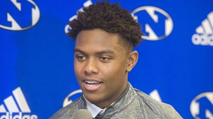 Nazareth's Jahan Dotson makes case for larger role in Penn State's offense