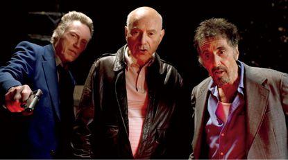 'Stand Up Guys' a criminal waste of Walken, Pacino, Arkin ★