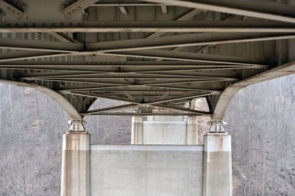 In 2013, the state made repairs to a section of the I-70 westbound bridge over the Patapsco River.