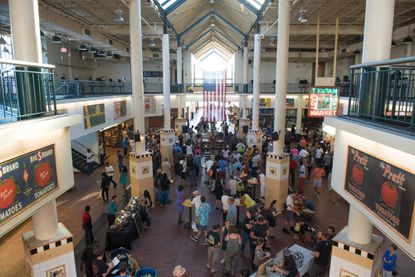 Good food, drink and music made Lexington Market the place to be Wednesday night