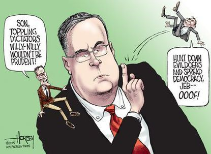 Jeb's foreign policy