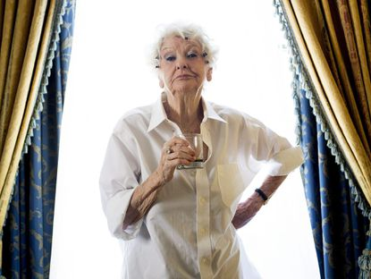 Elaine Stritch shoots straight from the lip